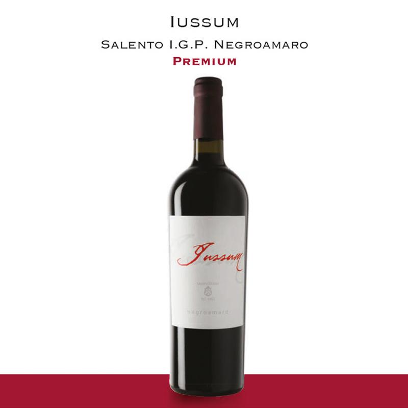 Iussum | Salento I.G.P. Negroamaro