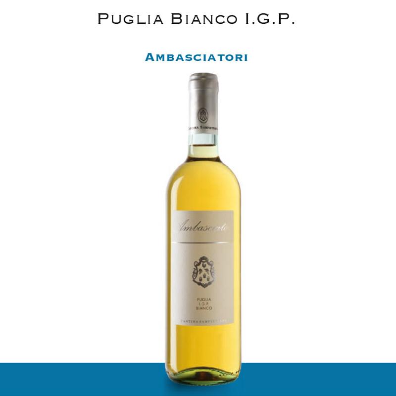 Puglia Bianco I.G.P. | Ambasciatori
