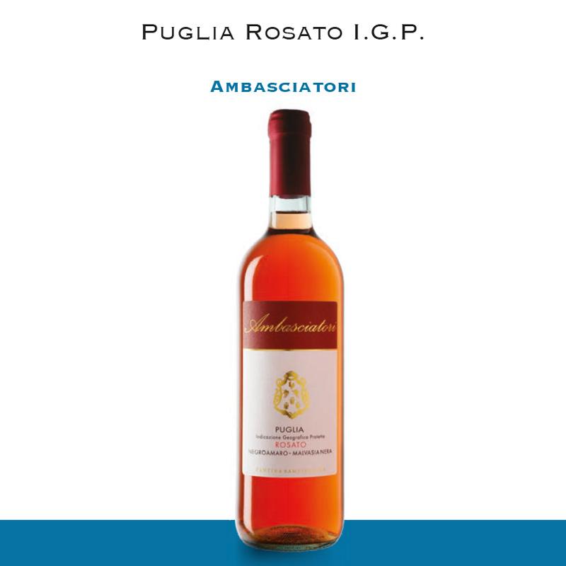 Puglia Rosato I.G.P. | Ambasciatori