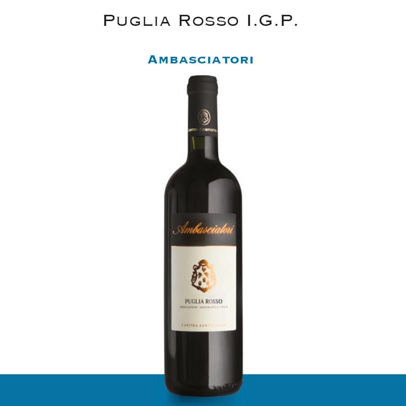 Puglia Rosso I.G.P. | Ambasciatori