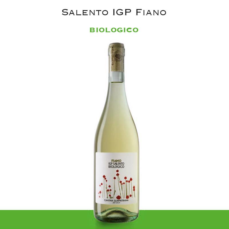 Salento I.G.P. Fiano | Biologico