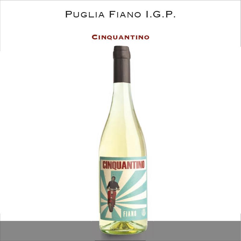 Puglia Fiano I.G.P. | Cinquantino
