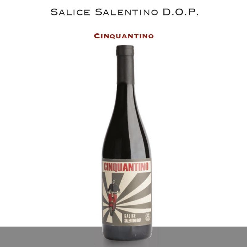 Salice Salentino D.O.P. | Cinquantino