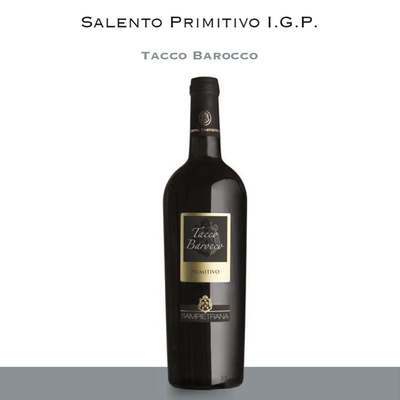 Salento Primitivo I.G.P.