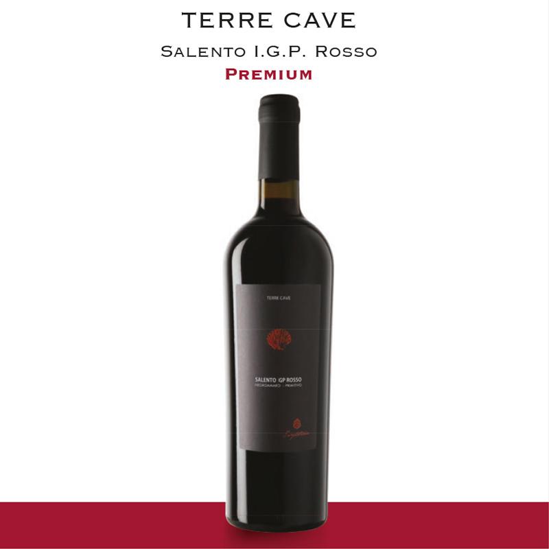 Terre Cave | Salento I.G.P. Rosso