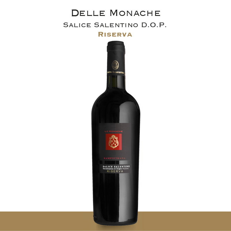 Delle Monache | Salice Salentino D.O.P.
