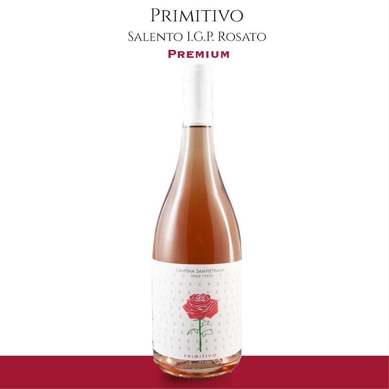 Salento I.G.P. Rosato | Primitivo
