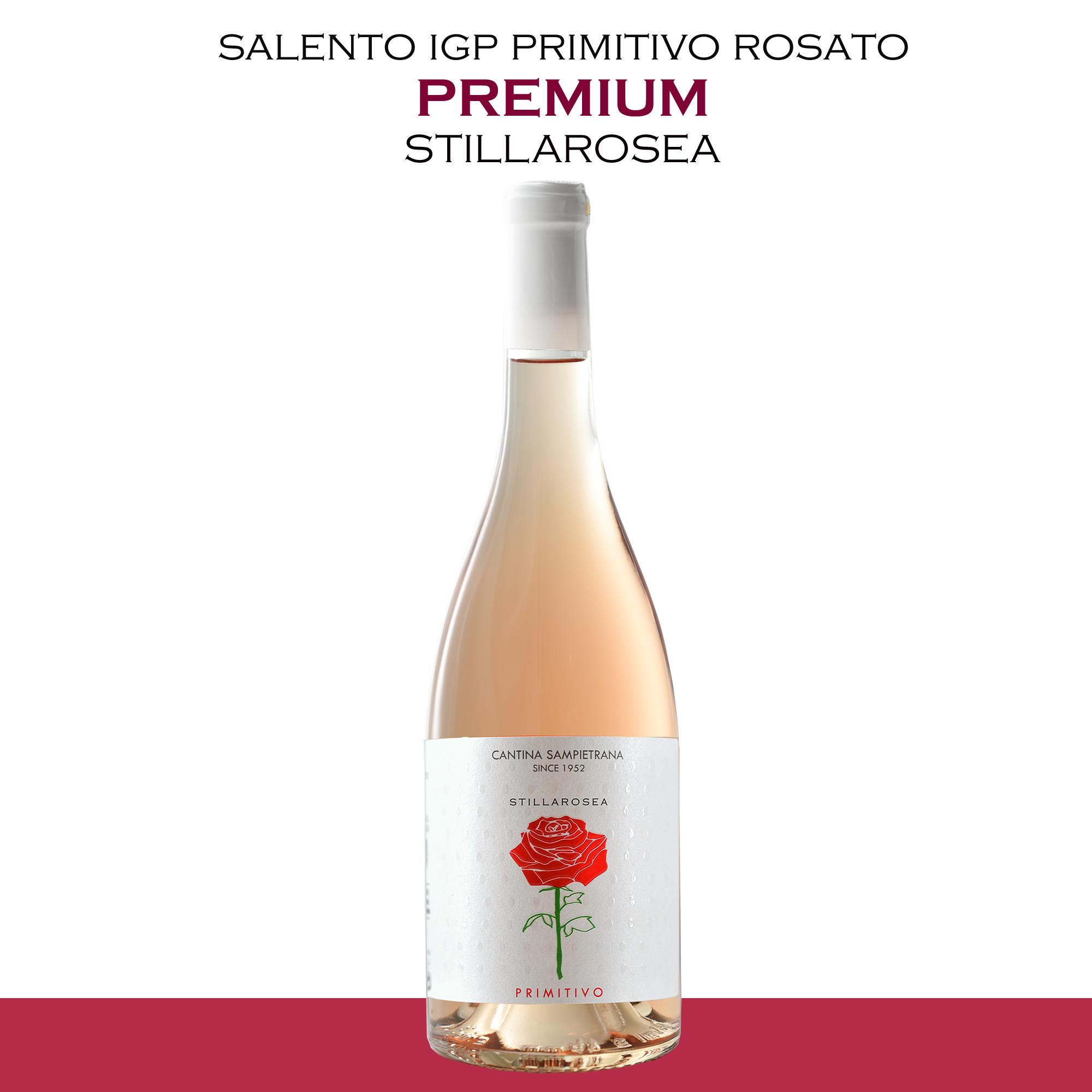 Stillarosea | Salento I.G.P. Rosato | Primitivo
