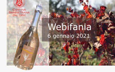 Webifania con Cantina Sampietran 6 gennaio 2021
