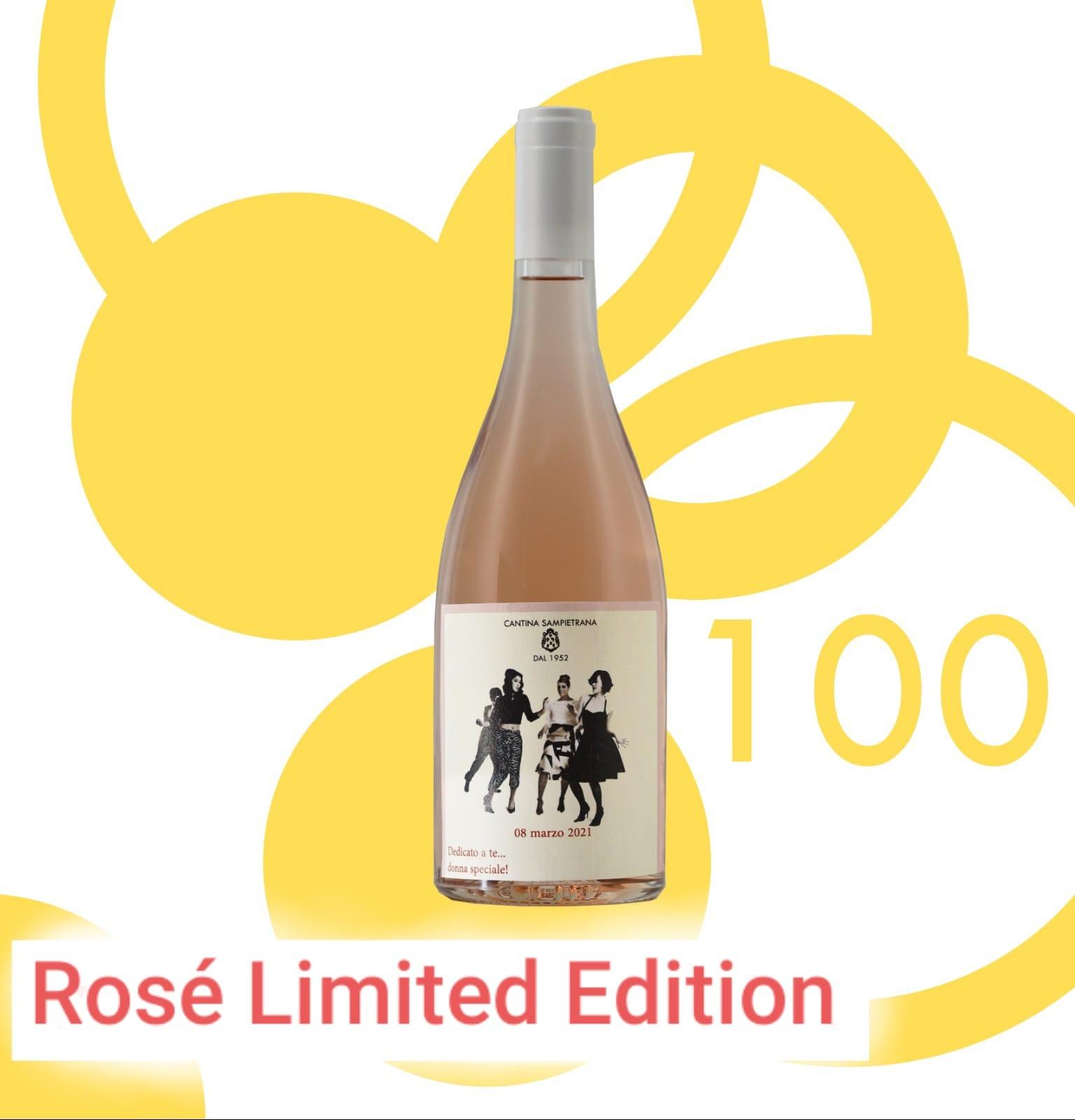 StillaRosea | Salento IGP Rosato Primitivo – Limited Edition – Degustazione con Stile 🌹