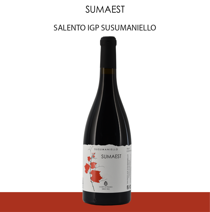 Sumaest | Salento IGP Susumaniello