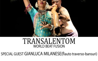 VINO E MUSICA CON TRANSALENTOM A CANTINA SAMPIETRANA 12 LUGLIO 2021 H 20:00