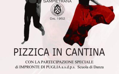 Pizzica in Cantina: degustazione di vini e prodotti tipici salentini